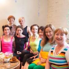 Фотоотчет с празднования Международного дня Йоги