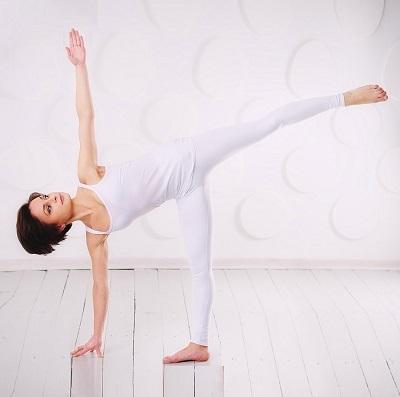 Мастер-класс Анастасии Горбынко «От баланса тела к балансу сознания». 19 ноября в 15:00.
