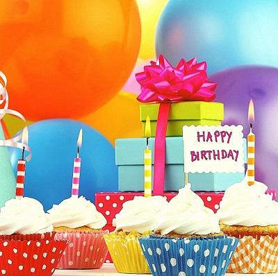 Поздравляем нашего подписчика с днем рождения