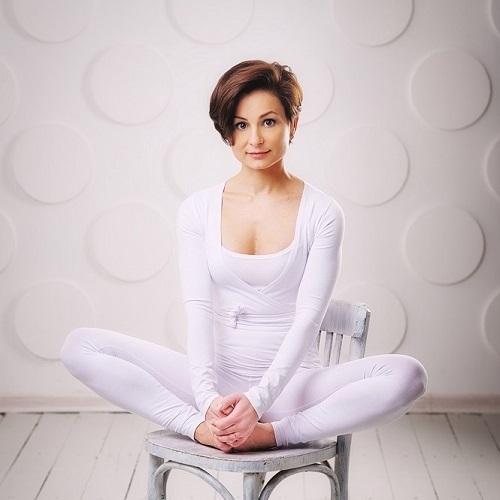 Приглашаем на тематическое занятие «Йога для отдыха» с Анастасией Горбынко. 8 марта в 10:45.